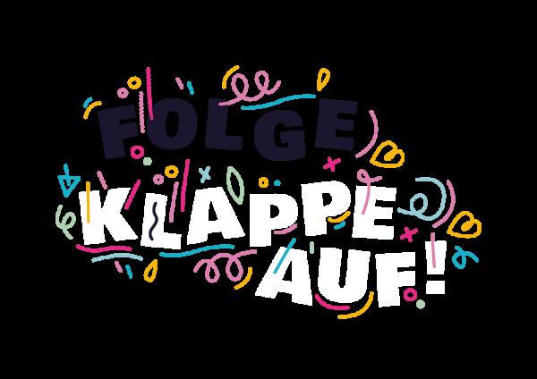 Klapp auf! Logo Social Media